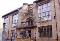 Accommodation close to Glasgow's School of Art