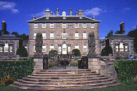 Pollok House in Glasgow's Pollok Country Park