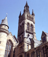 University of Glasgow, West End