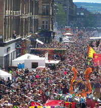 Glasgow West End Festival